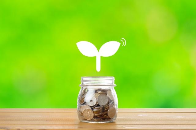 基金と寄付金